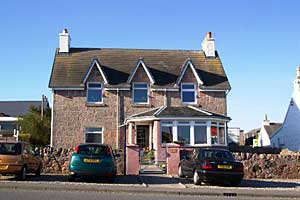 Seaview B&B accommodation Fionnphort, Isle of Mull, Scotland